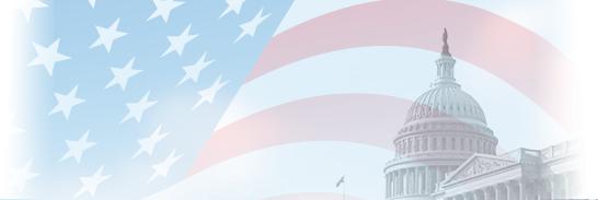 DC American Flag